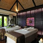 Prana Spa treatment room