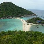 Koh Nang Yuan - Viewpoint