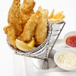Studio One's Fish & Chips