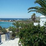 vista su Agios Ioannis
