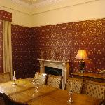 Dalmellington House Dining Room