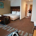 our hotelroom