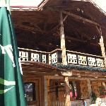 gondola mountain restaurant...best loos in Bansko!