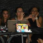 karaoke alla conchiglia