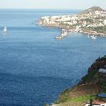 A view towards Funchal in daylight - time to go and explore