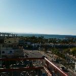 Widok z Pokoju na Morze i Hotel Sea Star Beau Rivage