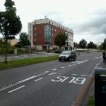 Hotel from Finglas Road