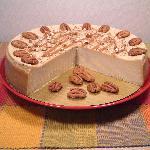 Almond Amaretto Cheesecake