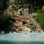 piscina termale grotta delle ninfe