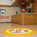 Pookkalam @ Hotel Pooram