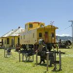Union Pacific Caboose