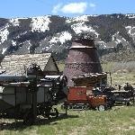 Beehive Sawdust Burner