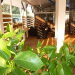 Cote d'Argent Salon terrasse