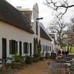 The Jonkershuis Restaurant at Groot Constantia