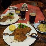 Fraundorfer : le repas