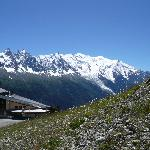 Depuis Flégère2:Aiguilles de Chamonix et Mont-Blanc