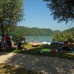 piazzola vista lago
