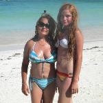 getting tan !!!!!