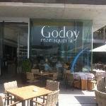 Exterior of Godoy Marisqueria