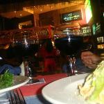 vinhos e alimentos