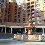 Vista hotel esterna