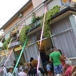 Hotel Villa Giorgi Foto