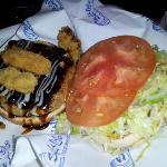 Tuna Burger