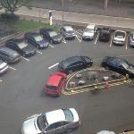 small car park