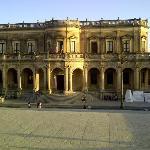 Noto: palazzo Cominale