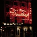 St. Martin's Theater - The Mousetrap