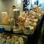 super range of cheese
