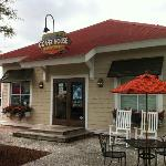 Photo de Boardwalk Coffee House at Barefoot Landing