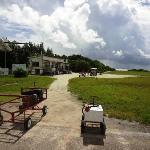 Caulker Caye airport