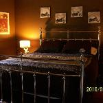 The Harley Room: Soft Euro top Queen bed