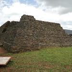 Ruins at Tzintzuntzan