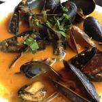 mussel appetizers!