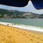 Playa Icacos Foto
