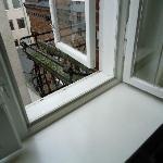 Fenster im Zimmer