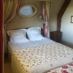 chambre propre accueillante belle