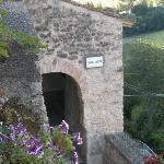 Entrata del borgo