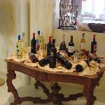 Choix des vins