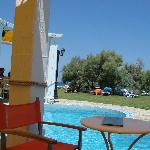 Seconde Piscine + Bar