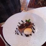 Mousseux au chocolat