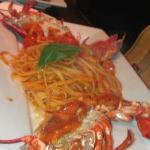 Lobster Linguine Pasta