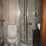 il bagno, piccolo ma funzionale
