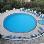 Villa mary pool