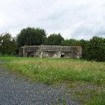 Blockhaus extérieur