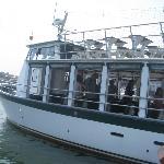 Lobster Tales Boat