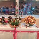 Cenone di Ferragosto - Buffet frutta