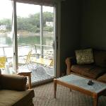 Livingroom w/ view
